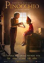 Poster Pinocchio  n. 1
