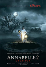 Poster Annabelle 2: Creation  n. 3