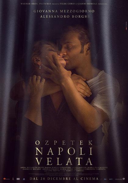 Locandina italiana Napoli velata