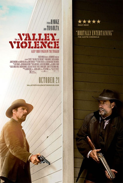 Trailer In a Valley of Violence