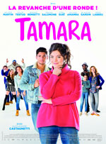 Tamara la revanche d'une ronde!