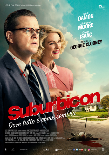 Trailer Suburbicon