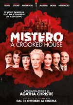 Poster Mistero a Crooked House  n. 0