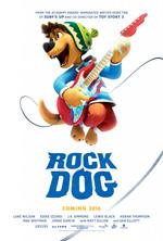 Poster Rock Dog  n. 1