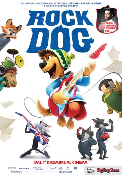 Trailer Rock Dog