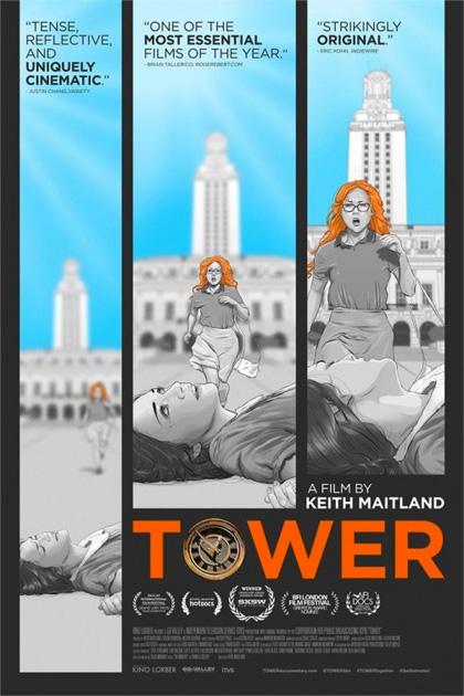 Risultati immagini per tower film 2016 poster
