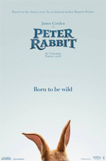 Poster Peter Rabbit  n. 1