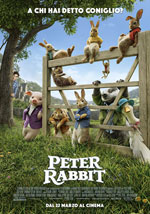 Poster Peter Rabbit  n. 3