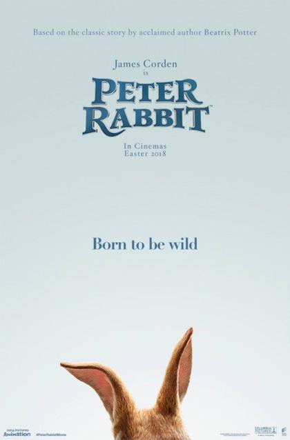 Poster Peter Rabbit