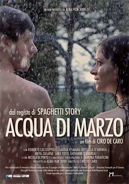Locandina italiana Acqua di marzo