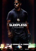 Poster Sleepless - Il Giustiziere  n. 0