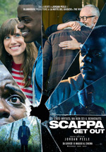 Poster Scappa - Get Out  n. 0