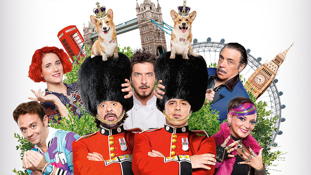 Natale A Londra Dio Salvi La Regina 2016 Mymoviesit