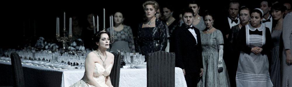 Teatro Gran Liceu di Barcellona: Macbeth