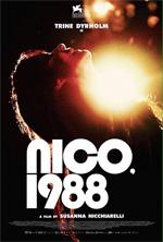 Poster Nico, 1988  n. 1