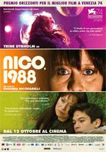 Poster Nico, 1988  n. 2
