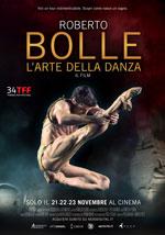 Locandina Roberto Bolle - L'arte della danza