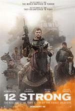 Poster 12 Soldiers  n. 1