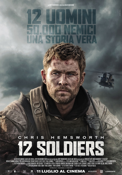Trailer 12 Soldiers