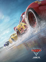 Poster Cars 3  n. 3