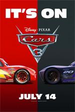 Poster Cars 3  n. 5