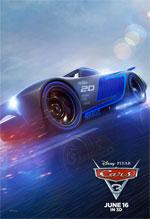Poster Cars 3  n. 8