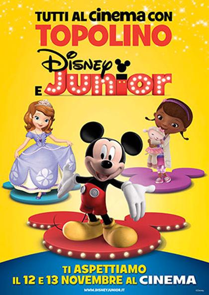 Trailer Tutti al cinema con Topolino e Disney Junior