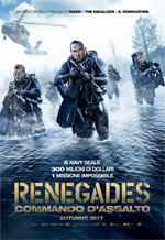 Trailer Renegades - Commando d'assalto