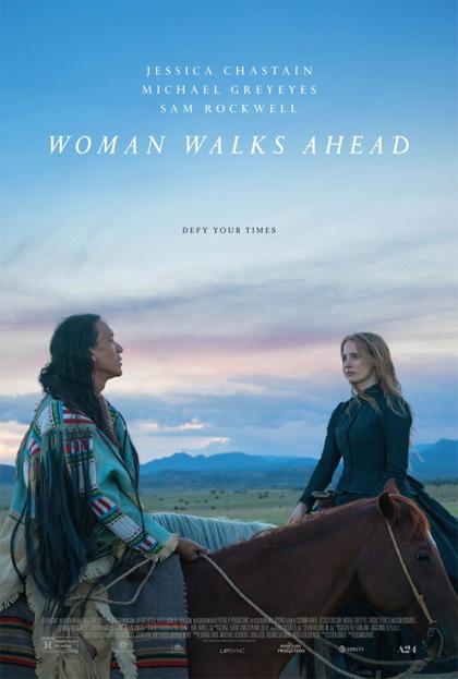 Trailer Woman Walks Ahead