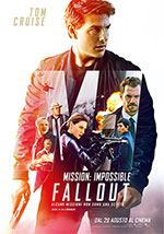 Poster Mission: Impossible - Fallout  n. 0
