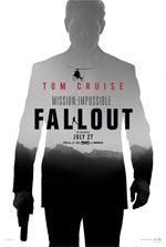 Poster Mission: Impossible - Fallout  n. 1