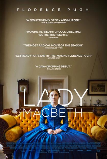 Poster Lady Macbeth