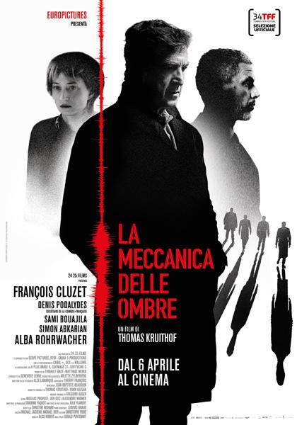 Locandina italiana La meccanica delle ombre