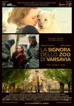 Trailer La signora dello zoo di Varsavia