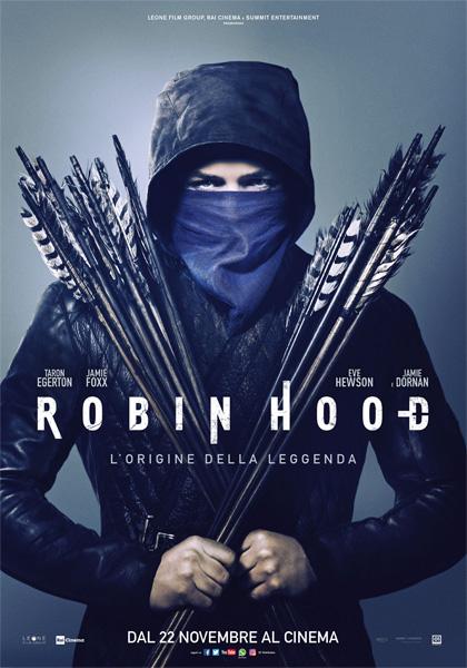 Trailer Robin Hood - L'origine della Leggenda
