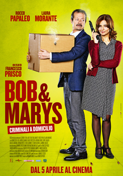 Trailer Bob & Marys - Criminali a domicilio