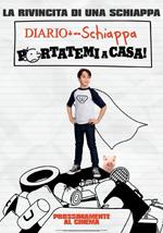 Poster Diario di una schiappa - Portatemi a casa!  n. 0