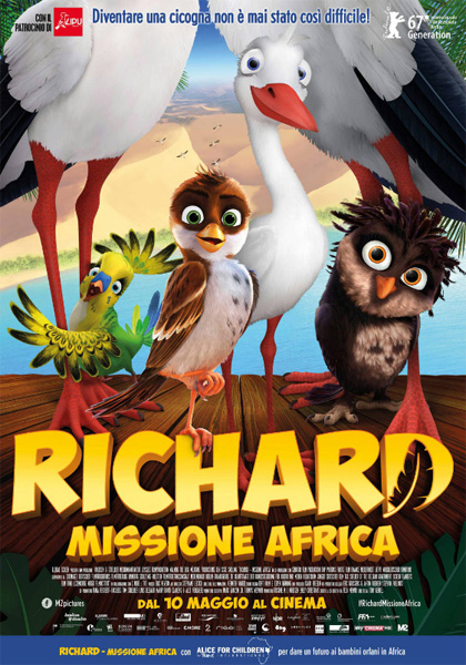 Trailer Richard - Missione Africa
