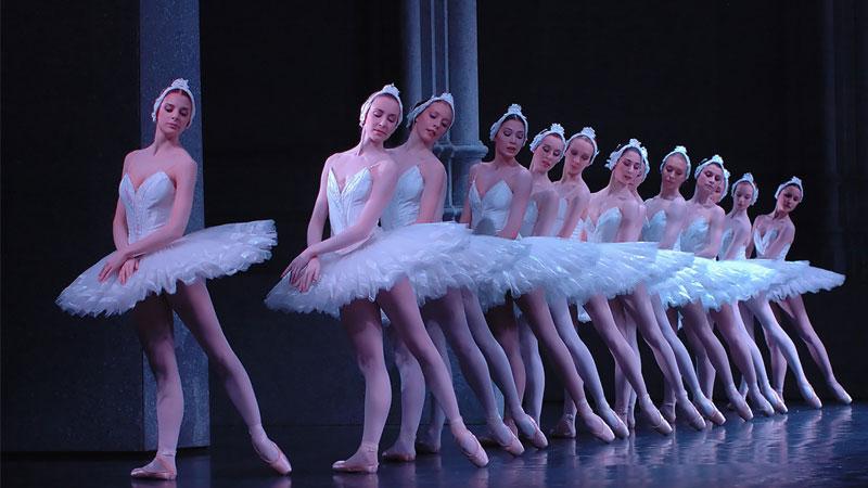 Opéra di Parigi: Il lago dei cigni
