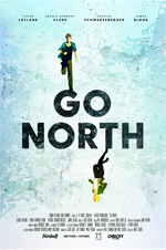 Poster Go North  n. 0