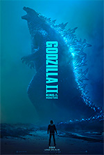 Poster Godzilla II - King of the Monsters  n. 4