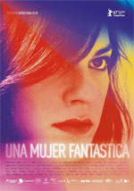 Poster Una donna fantastica  n. 1
