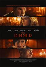 Poster The Dinner  n. 1