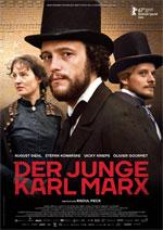 Poster Il giovane Karl Marx  n. 1