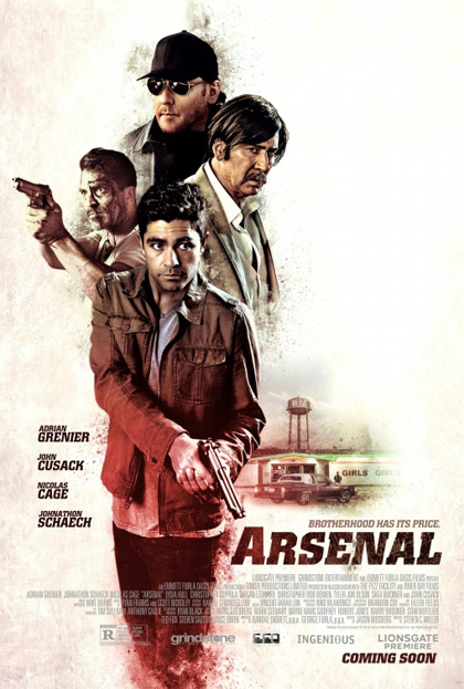 Trailer Arsenal