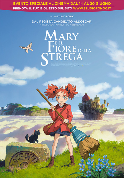 Trailer Mary and the Witch's Flower