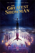 Poster The Greatest Showman  n. 1
