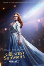 Poster The Greatest Showman  n. 2