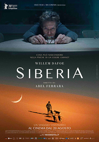 Trailer Siberia