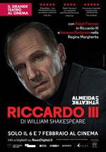 Poster Almeida Theatre Live - Riccardo III  n. 0